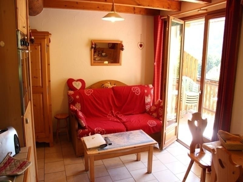 Location vacances Valloire -  Appartement - 6 personnes - Barbecue - Photo N° 1