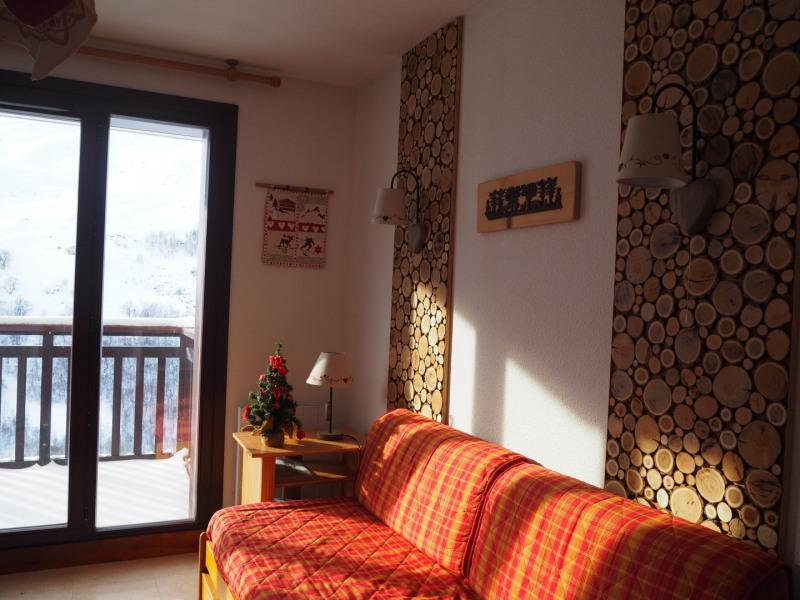 Location vacances Saint-Martin-de-Belleville -  Appartement - 4 personnes - Chaise longue - Photo N° 1