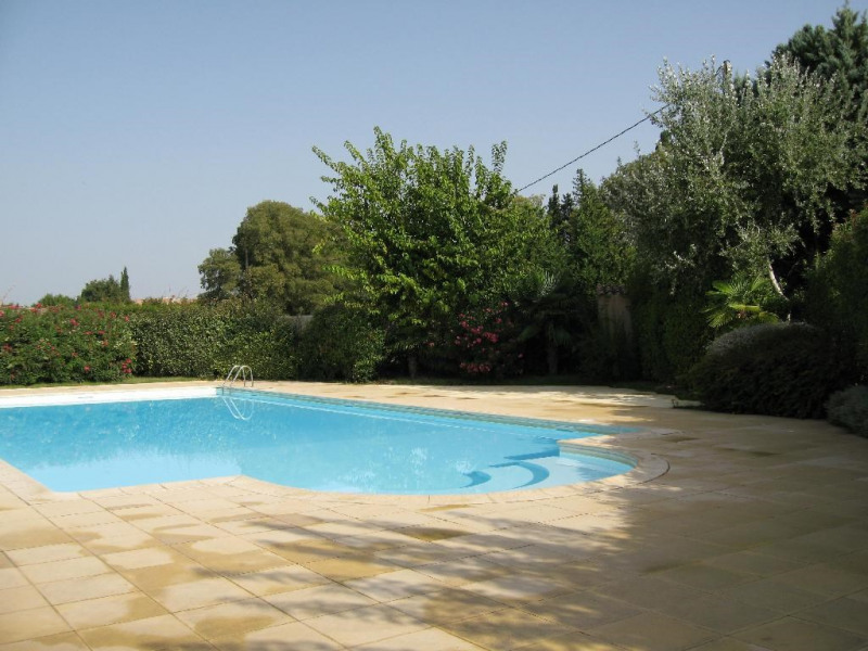 Holiday rentals Mouriès - Apartment - 4 persons - Garden - Photo N° 1