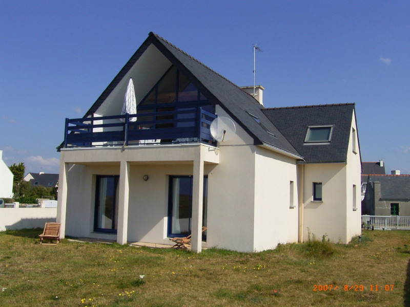 Holiday rentals Guilvinec - House - 8 persons - BBQ - Photo N° 1