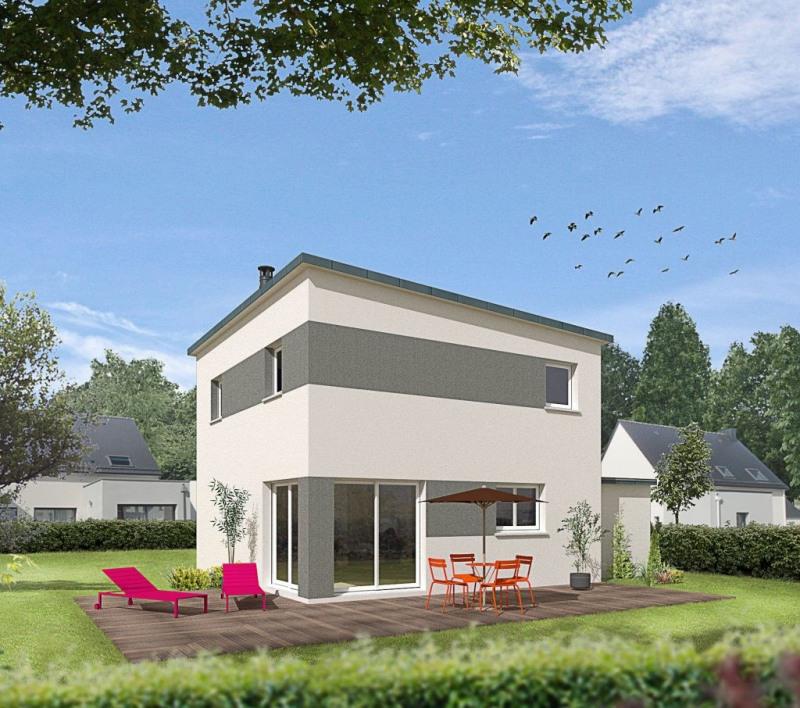 Maison  5 pièces + Terrain Saint-Pierre-de-Plesguen par MAISONS DE L'AVENIR