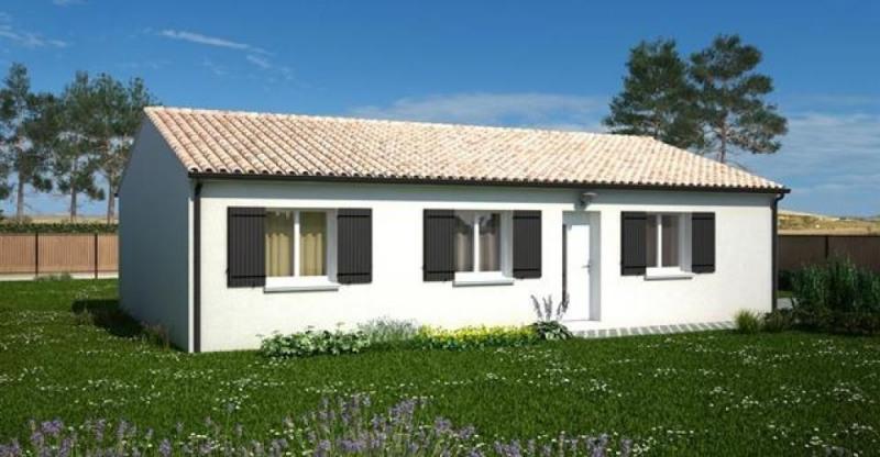 Maison  4 pièces + Terrain 1000 m² Coutras par PRIMEA GIRONDE