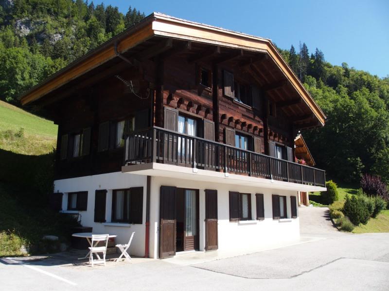 Location vacances Le Grand-Bornand -  Maison - 10 personnes - Jardin - Photo N° 1