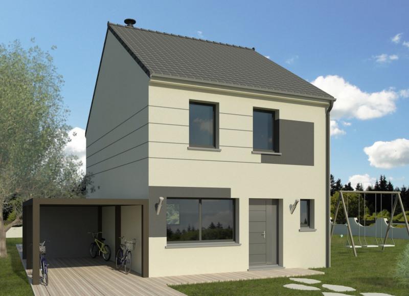 Maison  4 pièces + Terrain 630 m² Rieux par Maison Familiale Compiègne