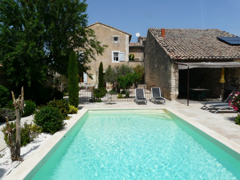 Location vacances Gordes -  Maison - 8 personnes - Barbecue - Photo N° 1