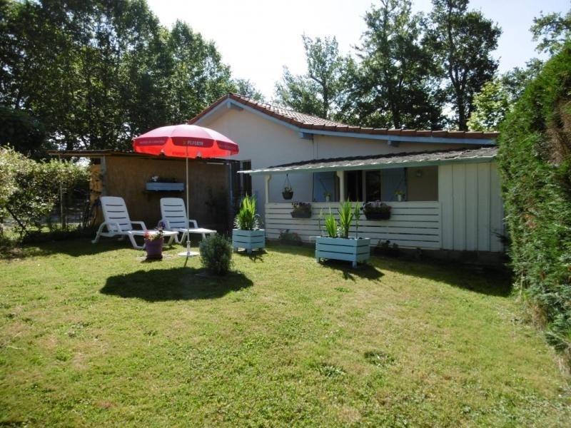 Location vacances Cassen -  Maison - 2 personnes - Jardin - Photo N° 1
