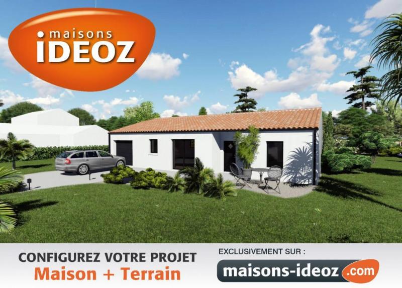 Maison  5 pièces + Terrain 635 m² Saint-Yzan-de-Soudiac par MAISONS IDEOZ 33