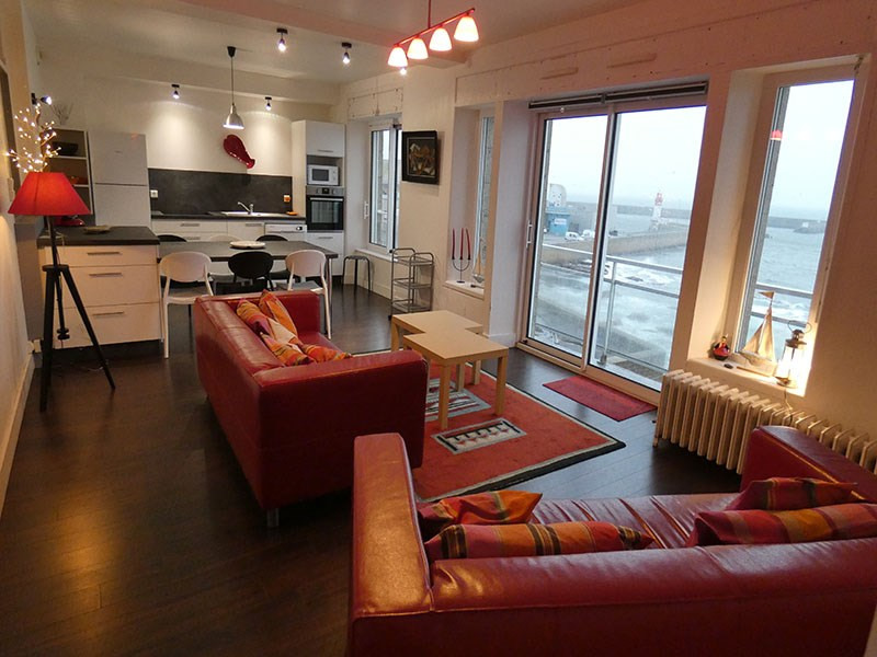 Location vacances Guilvinec -  Appartement - 6 personnes - Barbecue - Photo N° 1