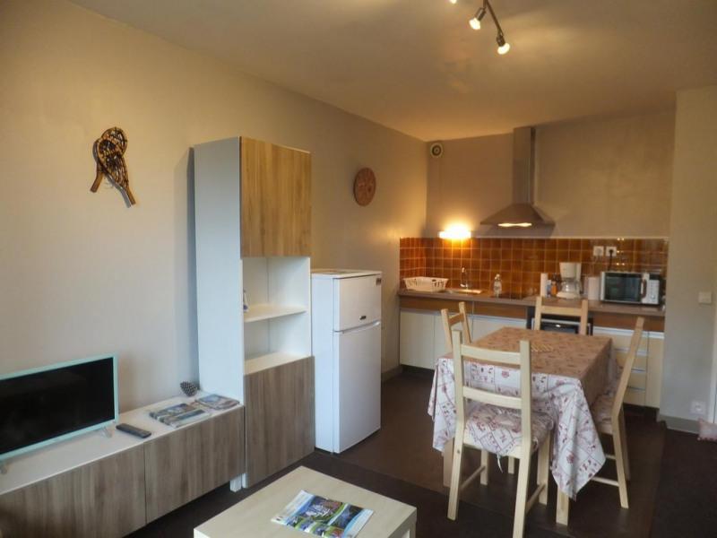 Location vacances Gérardmer -  Appartement - 4 personnes - Salon de jardin - Photo N° 1