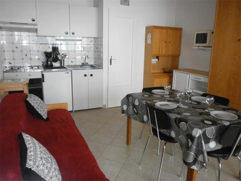 Location Appartement Saint-Lary-Soulan, 1 pièce, 4 personnes