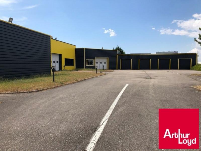 Location Local d'activités / Entrepôt Chevigny-Saint-Sauveur