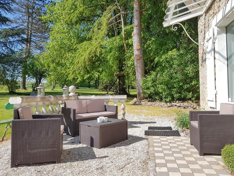 Proche Rambouillet, maison indépendante de charme, grand jardin calme - Gazeran