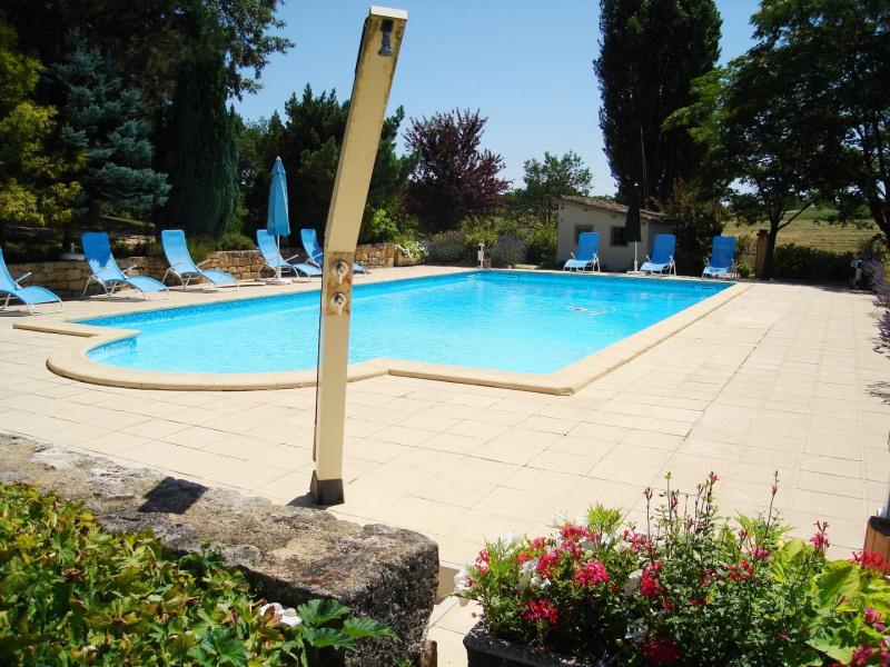 Location vacances Lacapelle-Biron -  Maison - 4 personnes - Barbecue - Photo N° 1