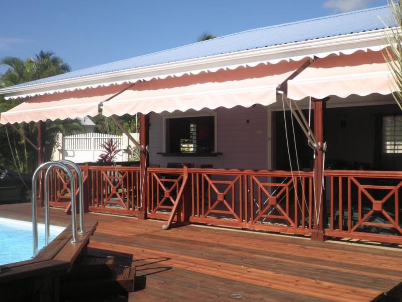 Location vacances Capesterre-Belle-Eau -  Maison - 8 personnes - Barbecue - Photo N° 1