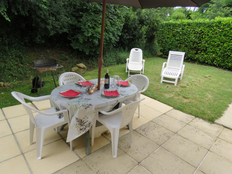 Holiday rentals Justian - Cottage - 5 persons - BBQ - Photo N° 1