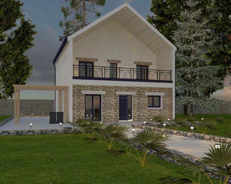 Maison  4 pièces + Terrain 503 m² Itteville par LES MAISONS AJC