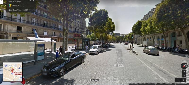 Location boutique paris 8 me 75008 boutique paris for Boutique hotel 8eme