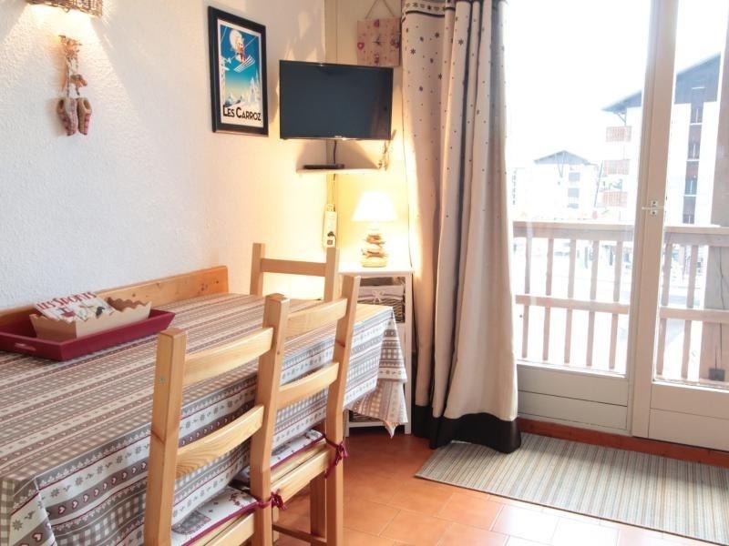Location vacances Arâches-la-Frasse -  Appartement - 5 personnes - Télévision - Photo N° 1