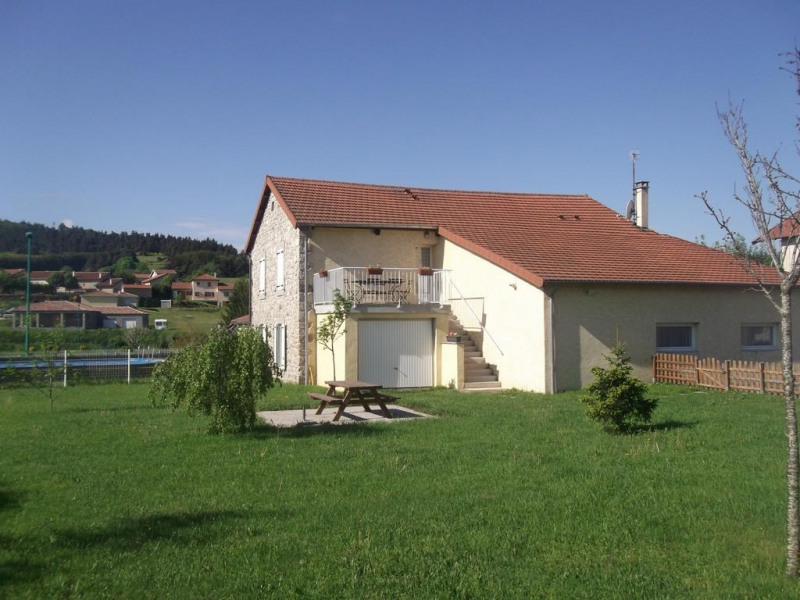Location vacances Coucouron -  Appartement - 6 personnes - Barbecue - Photo N° 1