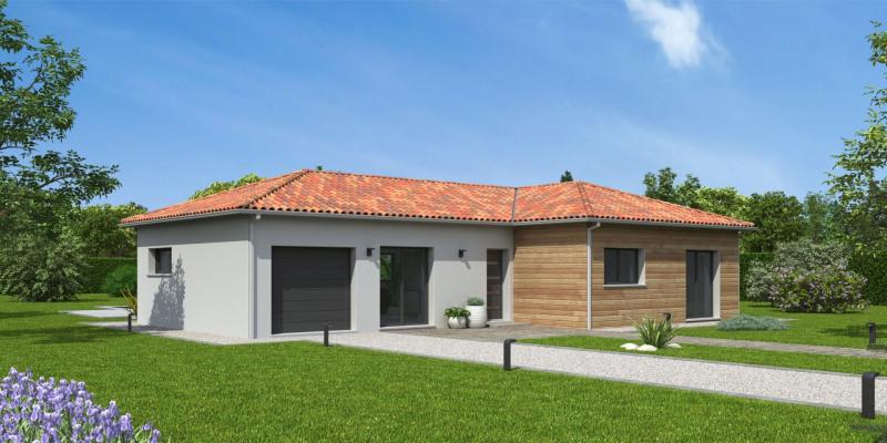Maison  5 pièces + Terrain 1010 m² Saint Jean de Niost par NATILIA LYON