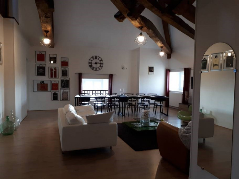 LOFT STANDING 170 m2 Appartement gîte à 30 min FUTUROSCOPE 10/15 pers