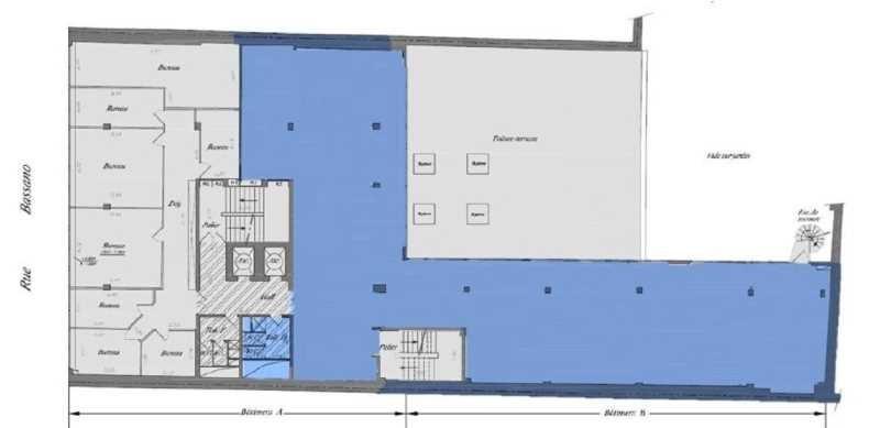 location bureau paris 16 me paris 75 311 m r f rence n 560443. Black Bedroom Furniture Sets. Home Design Ideas