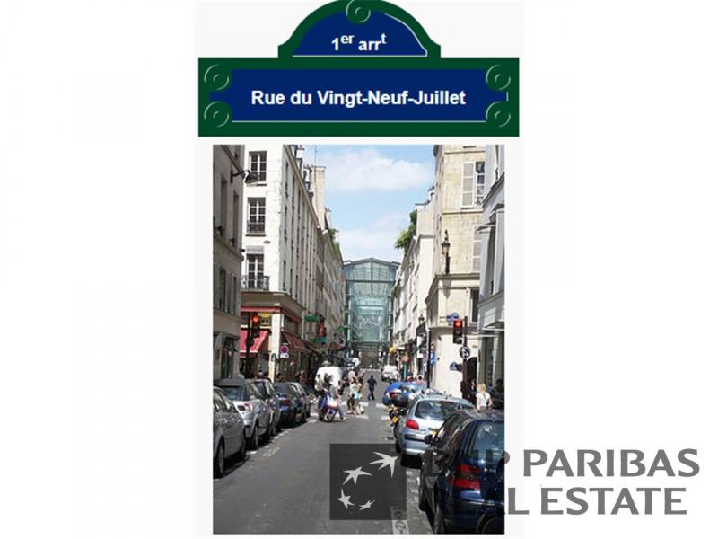Location Local commercial Paris 1er
