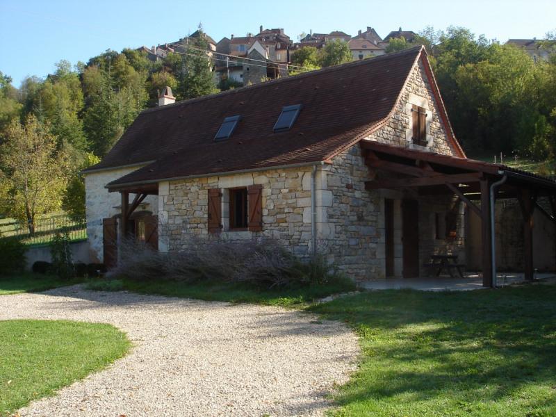 Location vacances Calvignac -  Maison - 5 personnes - Barbecue - Photo N° 1