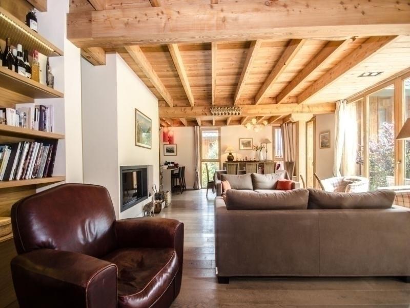 Location vacances Les Houches -  Maison - 12 personnes - Télévision - Photo N° 1