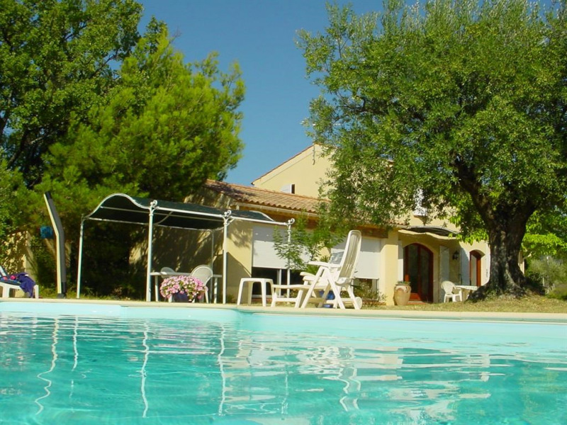 Holiday rentals Puyméras - House - 7 persons - BBQ - Photo N° 1