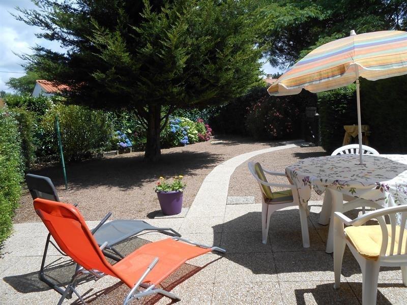 A 800 m de la plage, dans résidence avec piscine, Pavillon avec jardin pour 4/6 pers