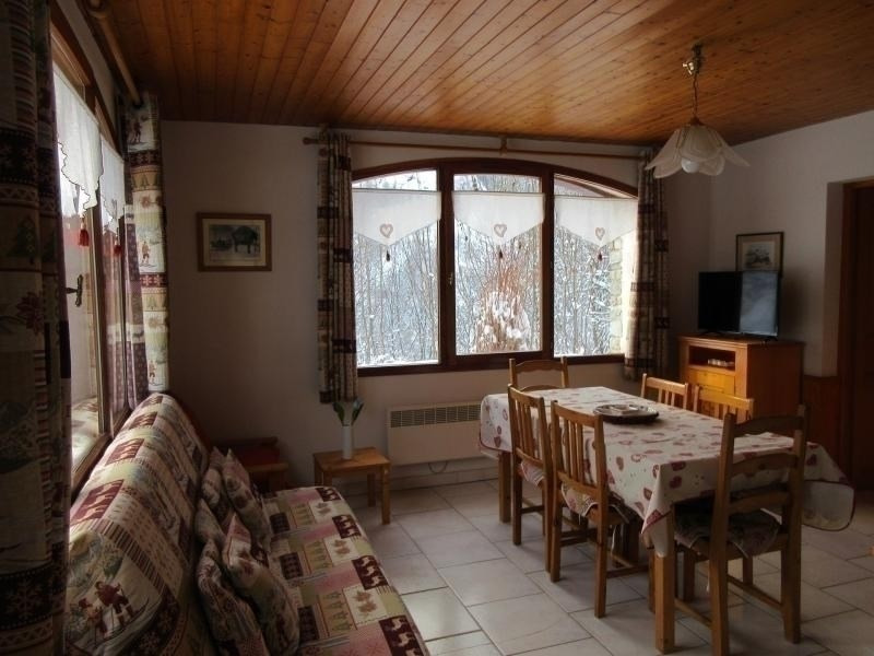 Location vacances Valloire -  Appartement - 6 personnes - Barbecue - Photo N° 1