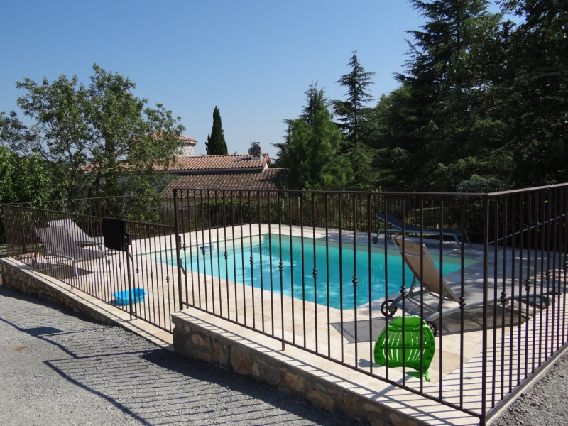Location vacances Ruoms -  Gite - 2 personnes - Barbecue - Photo N° 1