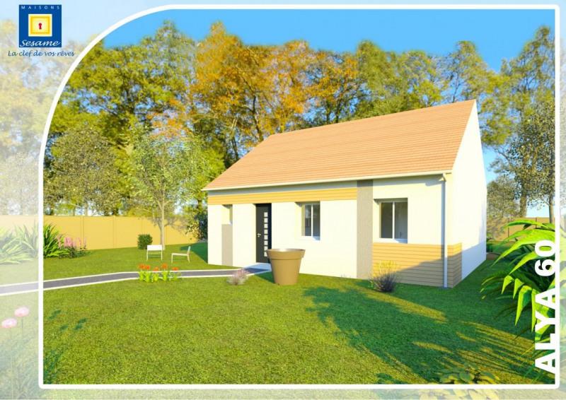 Maison  4 pièces + Terrain 509 m² Nanteuil-Lès-Meaux par MAISONS SESAME