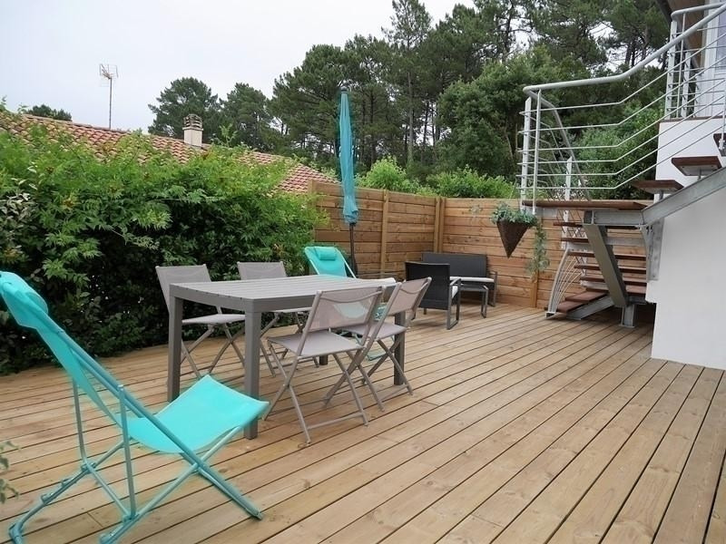 Location vacances Capbreton -  Appartement - 6 personnes - Jardin - Photo N° 1