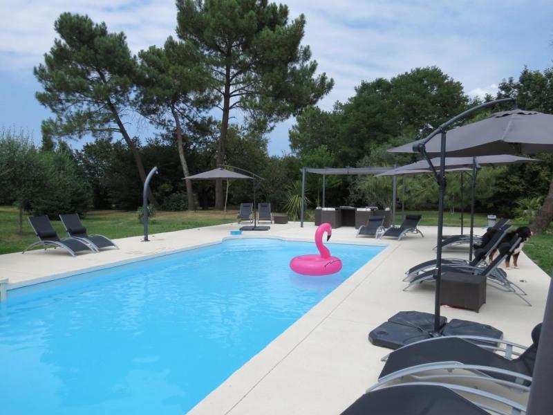 Location vacances Caumont-sur-Garonne -  Maison - 12 personnes - Barbecue - Photo N° 1