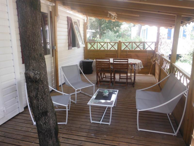 Mobilhome vacances sur OASIS village