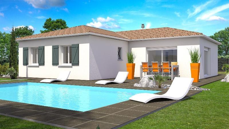 Maison  5 pièces + Terrain 2400 m² Odars par SIC HABITAT