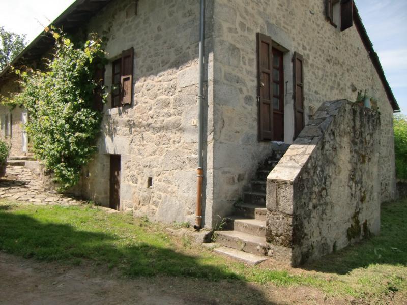 Location vacances Roumégoux -  Maison - 5 personnes - Barbecue - Photo N° 1