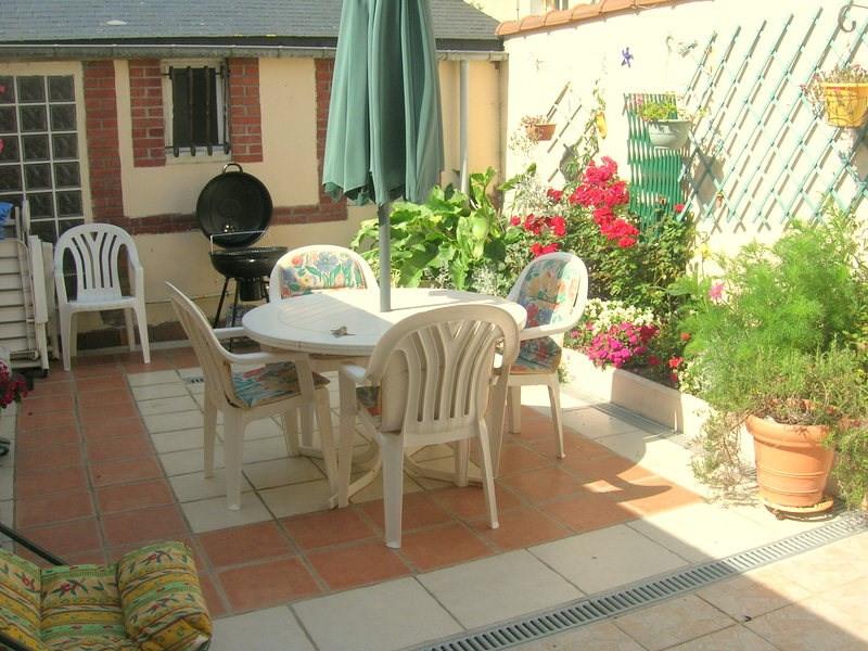 Location vacances Fécamp -  Gite - 4 personnes - Barbecue - Photo N° 1