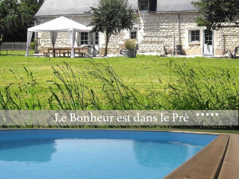 Location vacances Saumur -  Gite - 20 personnes - Barbecue - Photo N° 1