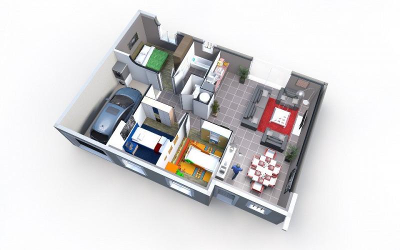 Maison  4 pièces + Terrain 752 m² Blan par OC RESIDENCES - REVELOC RESIDENCES - REVEL