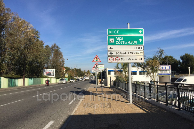 Location Local commercial Antibes