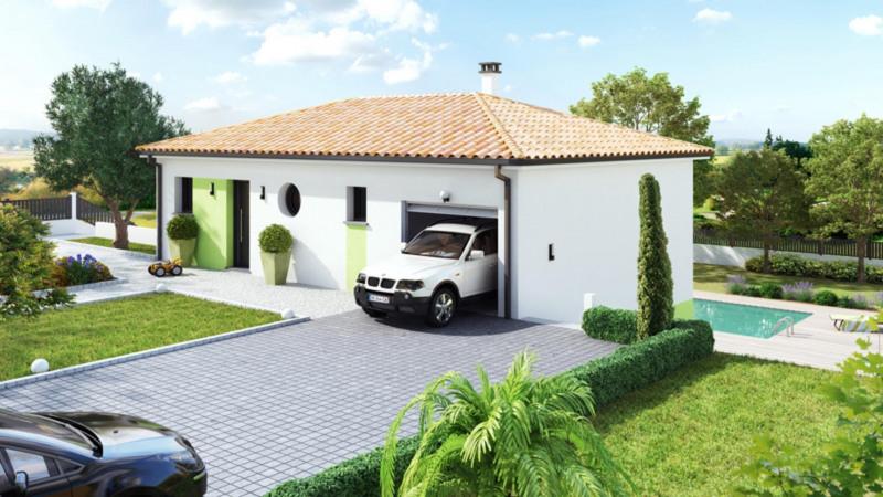 Maison  4 pièces + Terrain 800 m² Corronsac par CELIA CREATION