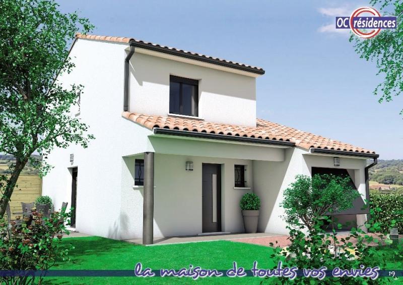Maison  5 pièces + Terrain 400 m² Roujan par OC RESIDENCES - BEZIERS