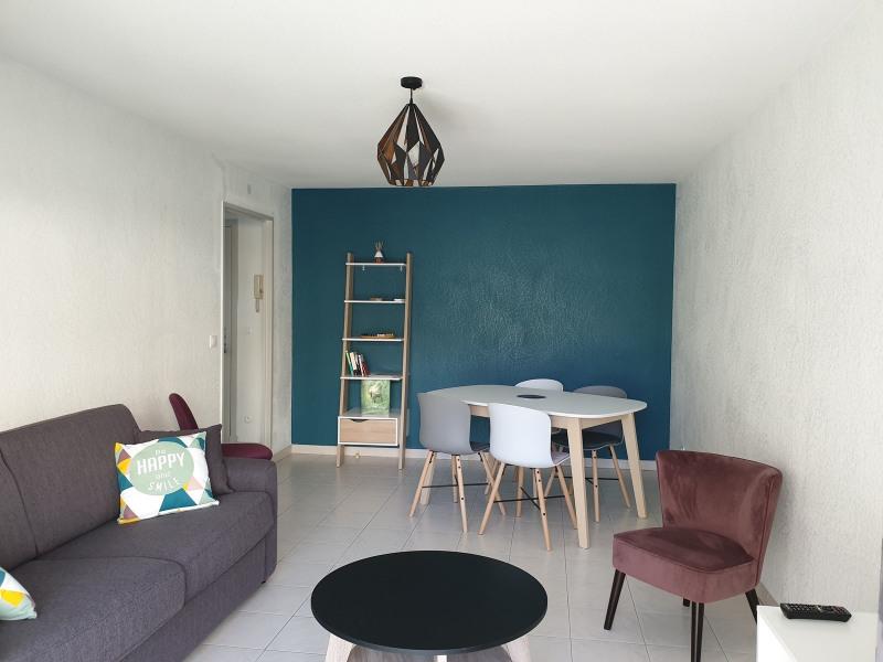 PORT FREJUS - 2 pièces de 43 m² avec balcon et parking