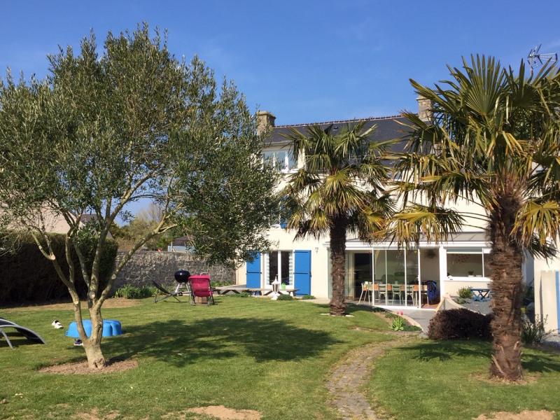 Location vacances Montfarville -  Maison - 12 personnes - Barbecue - Photo N° 1