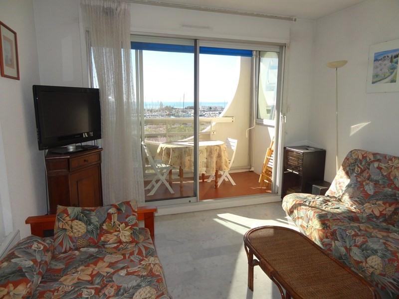 Appartement pour 3 pers., La Grande-Motte