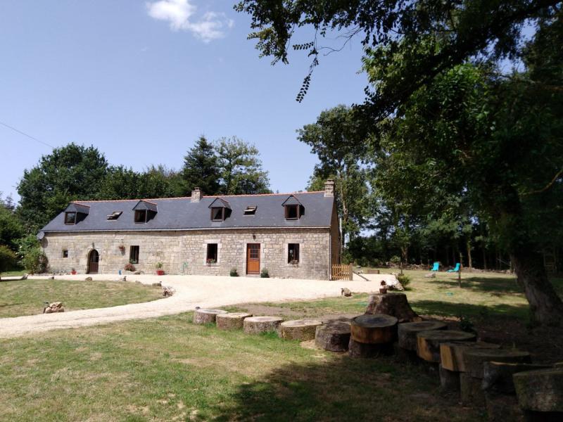 Location vacances Ploërdut -  Gite - 6 personnes - Barbecue - Photo N° 1
