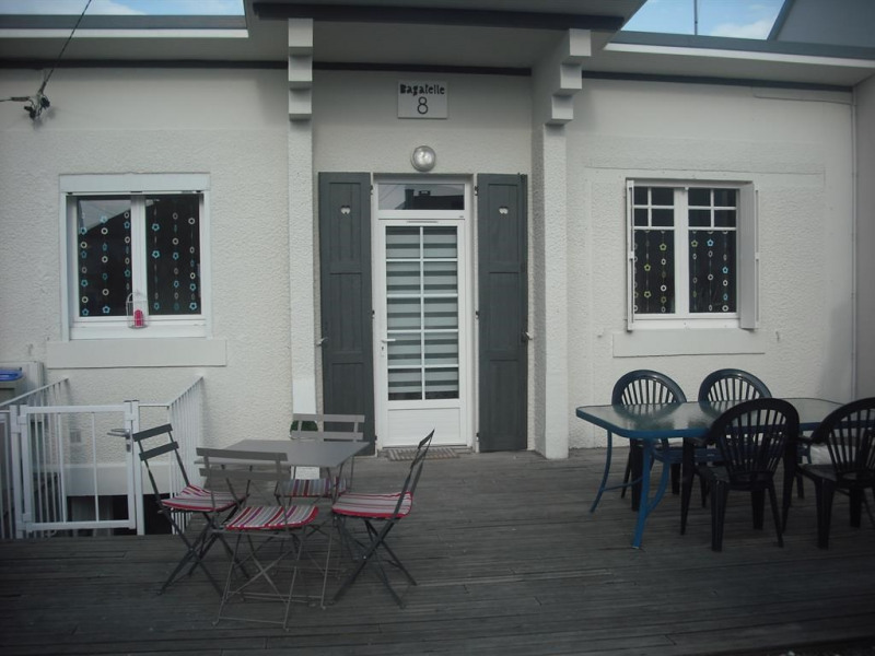 Holiday rentals Donville-les-Bains - House - 4 persons - BBQ - Photo N° 1